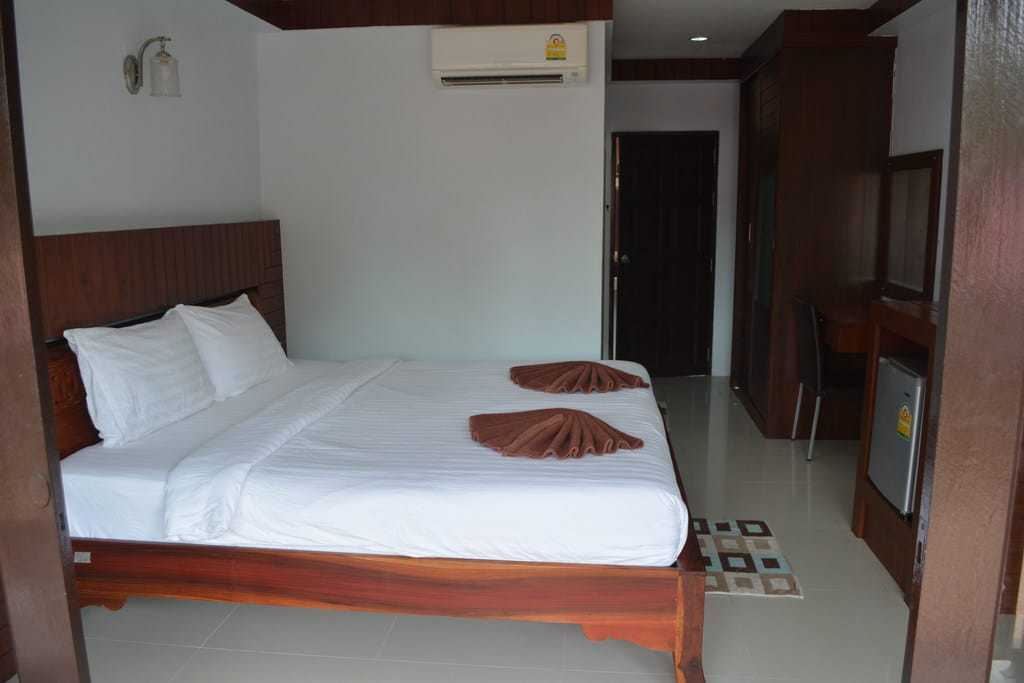 Grand Beach Resort superior double