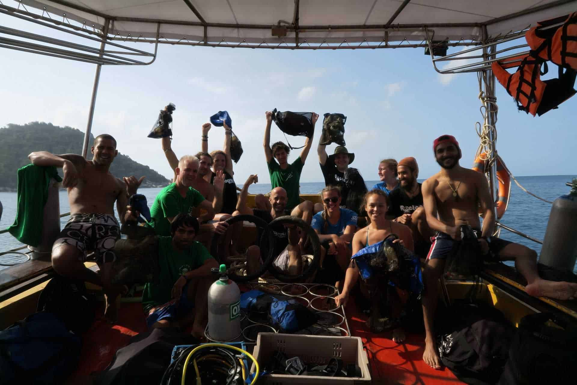 How to choose the dive center koh tao scuba diving koh tao thailand diving course - Koh tao dive center ...