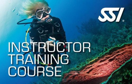 Instructor course Koh Tao
