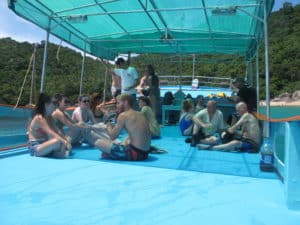 koh tao diving briefing