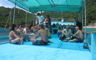 Discover diving briefing